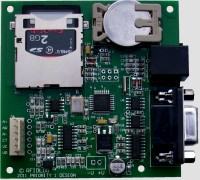 low cost animal tag data logger